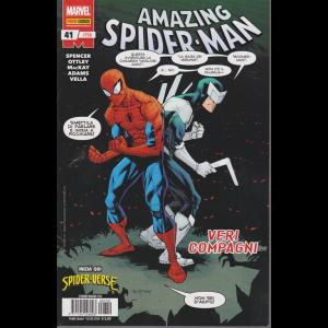 Uomo Ragno - Amazing Spider-Man  - n. 750 - Veri compagni - quindicinale - 16 luglio 2020