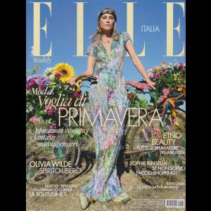 Elle - n. 6 - settimanale - 23/2/2019 -