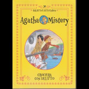 Agatha Mistery - Crociera con delitto - n. 30 - Sir Steve Stevenson - settimanale