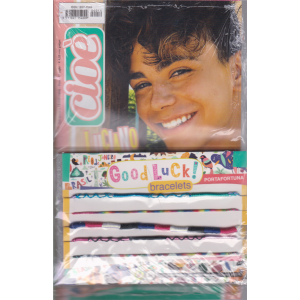 Cioè  Special - + Gadget Braccialetti portafortuna - n. 14 - Mensile - 17 luglio 2020