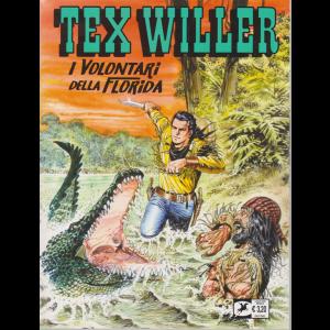 Tex Willer - I Volontari della Florida - n. 21 - luglio 2020 - mensile