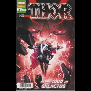 Thor - Thor N. 2  / 255 - Nelle mani di Galactus - mensile - 16 luglio 2020