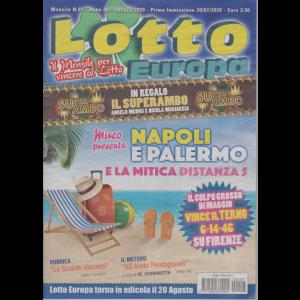 Lotto Europa - n. 7 - mensile - luglio 2020