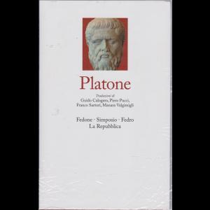 I grandi filosofi - Platone - n. 7 - settimanale - 17/7/2020 - copertina rigida