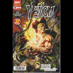 Venom - Venom N. 24 / 41 -Venom Island - Salvataggio -  mensile - 16 luglio 2020