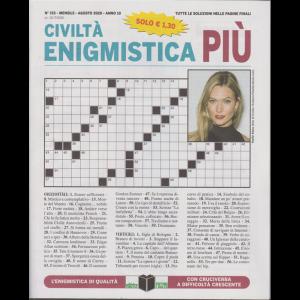 Civilta' Enigmistica Più - n. 153 - mensile - agosto 2020