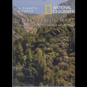 Il Pianeta Vivente - National Geographic - Foreste sul mare - n. 39 - 21/7/2020 - settimanale - copertina rigida
