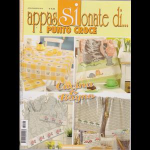 Appassionate di punto croce - Cucina & Bagno - n. 2 - bimestrale - aprile - maggio 2019