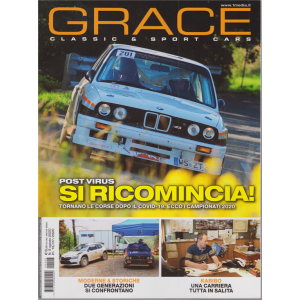 Grace - Classic & Sport Cars - n. 8 - agosto 2020 - mensile