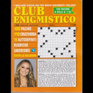 Club Enigmistico - n. 658 - agosto 2020 - mensile - 100 pagine