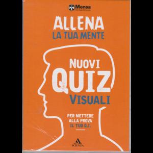 Gli speciali 2 di Focus - Allena la tua mente - Nuovi quiz visuali - Per mettere alla prova il tuo Q.I . - n. 1 - 21/7/2020 -