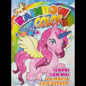 Rainbow Color - n. 3 - bimestrale - luglio - agosto 2020 -