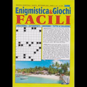 Enigmistica & Giochi facili - n. 7 - bimestrale - agosto - settembre 2020