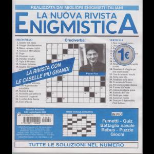 La Nuova rivista enigmistica - n. 34 - bimestrale - luglio - agosto 2020 -