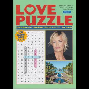 Love Puzzle - n. 344 - mensile - agosto 2020  - 100 pagine