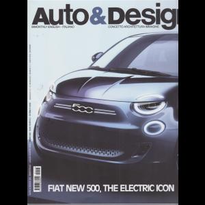 Auto & Design - n. 243 - bimestrale - luglio - agosto 2020 -english - italiano -
