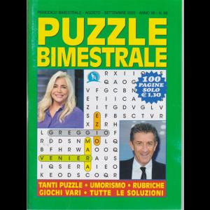 Puzzle  Bimestrale - n. 69 - agosto - settembre 2020 - 100 pagine