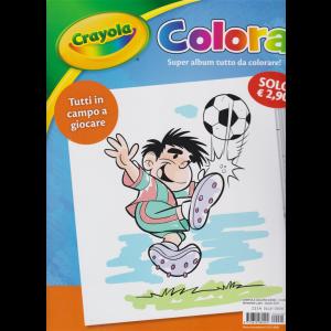 Crayola Colora - n. 8 - bimestrale - luglio - agosto 2020 -