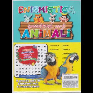 Enigmistica - Passatempi con gli animali - n. 37 - bimestrale - agosto - settembre 2020 -