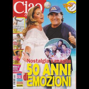 Ciao Donna - n. 6 - mensile - agosto 2020