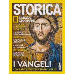 Storica - National Geographic - n. 138- agosto 2020 - mensile