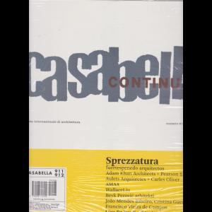 Casabella - n. 911/912 - luglio - agosto 2020 - mensile - italian-  english