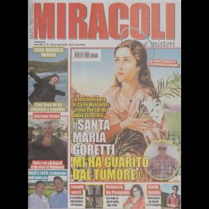 Miracoli e Misteri - n. 16 - settimanale - 22 luglio 2020