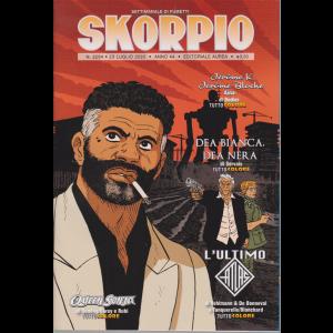 Skorpio - n. 2264 - 23 luglio 2020 - settimanale di fumetti