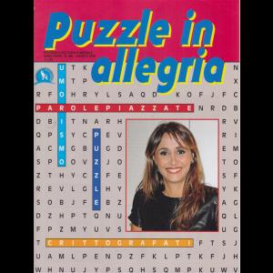 Puzzle in allegria - n. 326 - mensile - agosto 2020 -