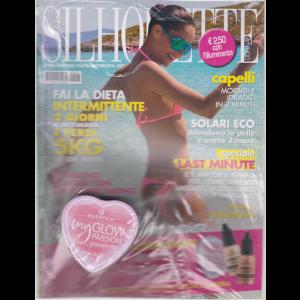 Silhouette Donna Pocket + L'illuminante - n. 8 - agosto 2020 - mensile