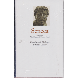 I grandi filosofi - Seneca - n. 8 - settimanale - 24/7/2020 - copertina rigida