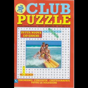 Club Puzzle - n. 277 - bimestrale - agosto - settembre 2020 - 100 pagine - 120 giochi