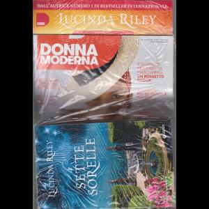 Donna Moderna + Il libro di Lucinda Riley - Sette sorelle - n. 32 - 23 luglio 2020 - settimanale
