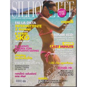 Silhouette Donna pocket - n. 8 - agosto 2020 - mensile