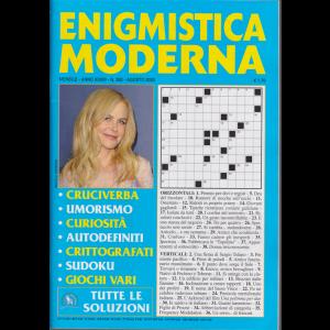 Enigmistica Moderna - n. 382 - mensile - agosto 2020