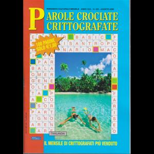 Parole Crociate crittografate - n. 328 - mensile - agosto 2020 - 100 pagine