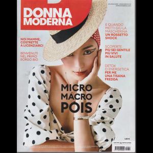 Donna Moderna - n. 32 - 23 luglio 2020 - settimanale