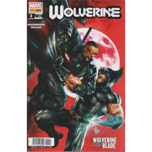 Wolverine - n. 404 - Wolverine contro Blade - n. 404 - mensile - 23 luglio 2020