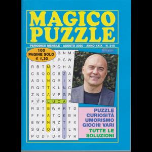 Magico Puzzle - n. 315 - mensile - agosto 2020 - 100 pagine