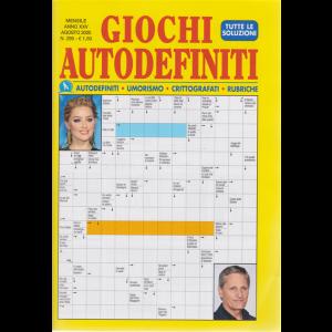 Giochi Autodefiniti - n. 290 - mensile - agosto 2020 -