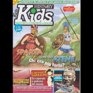 Bbc History Kids - n. 3 - mensile - 24/7/2020 -