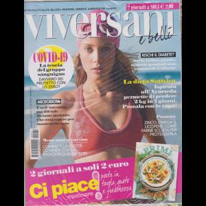 Viversani e  Belli + Ci piace cucinare! - n. 31 - 24/7/2020 - settimanale - 2 riviste