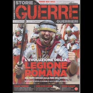 Storie di guerre e guerrieri - n. 32 - agosto - settembre 2020 - bimestrale -