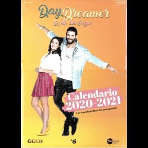 """Calendario 2020-2021 DayDreamer """"Lea li del sogno"""" cm. 40x57 Aperto"""