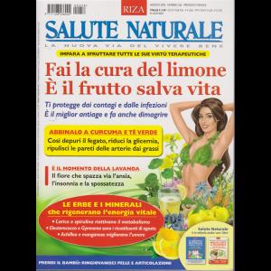 Salute Naturale - n. 256 - agosto 2020 - mensile