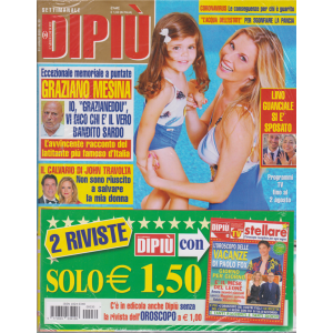 Settimanale Dipiu - + Dipiù tv stellare - n. 30 - 31 luglio 2020 - 2 riviste