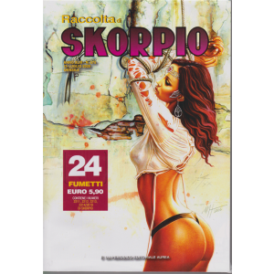 Raccolta di  Skorpio - n. 575 - 25 luglio 2020 - mensile - 24 fumetti