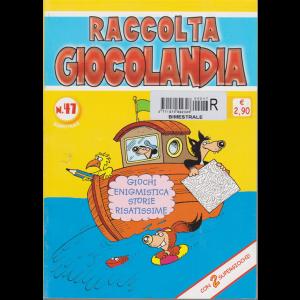 Raccolta Giocolandia - n. 41 - bimestrale - marzo - aprile 2018