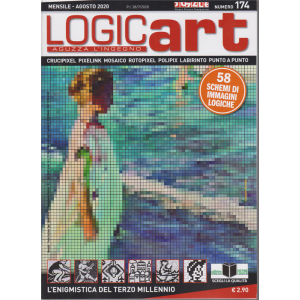 Logic Art - n. 174 - mensile - agosto 2020