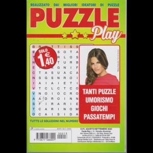 Puzzle Play - n. 13 - bimestrale - agosto - settembre 2020